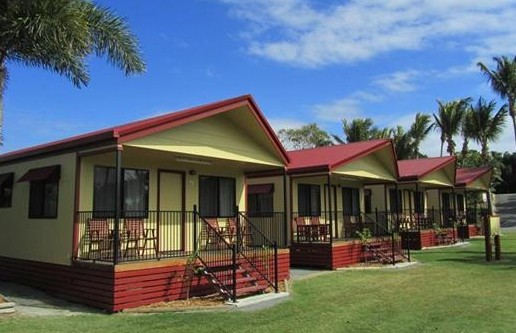 Big 4 Capricorn Palms Holiday Village - SA Accommodation