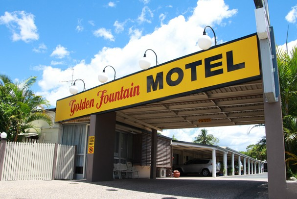 Golden Fountain Motel