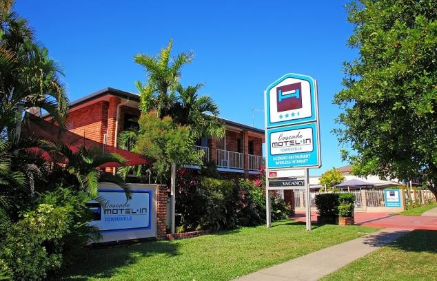 Cascade Motel In Townsville - SA Accommodation