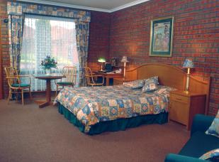 Sovereign Park Motor Inn - SA Accommodation