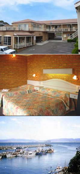 Twofold Bay Motor Inn - SA Accommodation