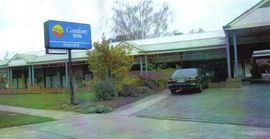 Comfort Inn Parkview - SA Accommodation