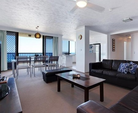 Southern Cross Luxury Apartments - SA Accommodation