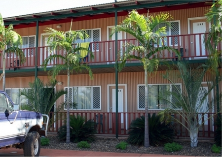 Broome Motel - SA Accommodation