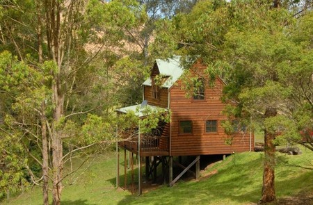 Hookes Creek Forest Retreat - SA Accommodation