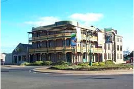 Quality Hotel Bentinck - SA Accommodation