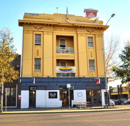 The Spencer City Central Hotel - SA Accommodation