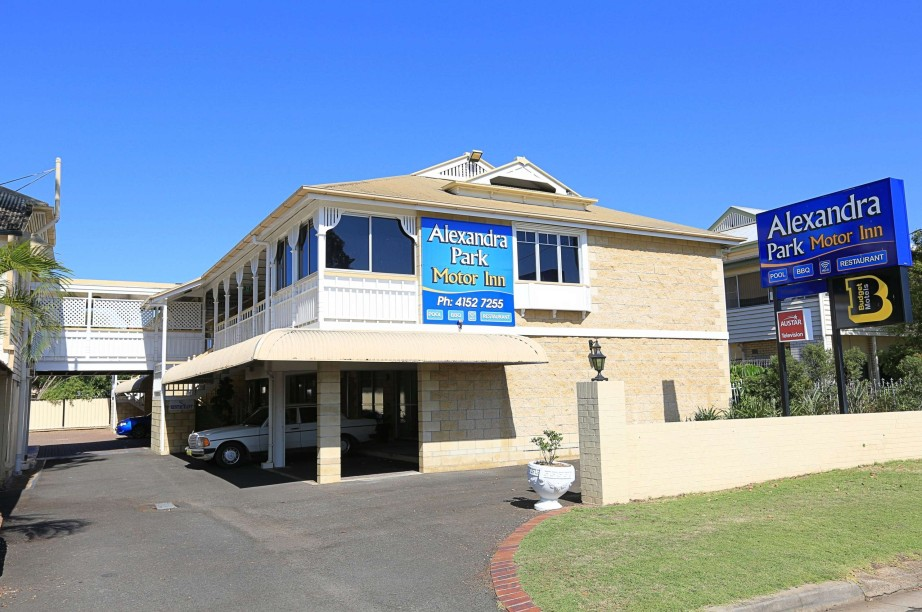 Alexandra Park Motor Inn - SA Accommodation