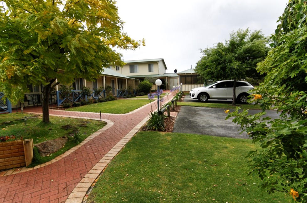 Park Avenue Holiday Units - SA Accommodation