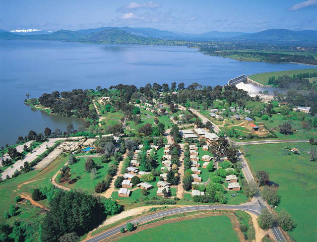Lake Hume Resort - SA Accommodation