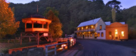 WALHALLA STAR HOTEL - SA Accommodation