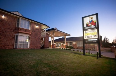 Bathurst Heritage Motor Inn - SA Accommodation