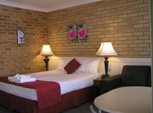 Blue Violet Motor Inn - SA Accommodation