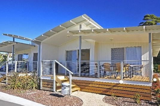 BIG4 Easts Beach Holiday Park - SA Accommodation