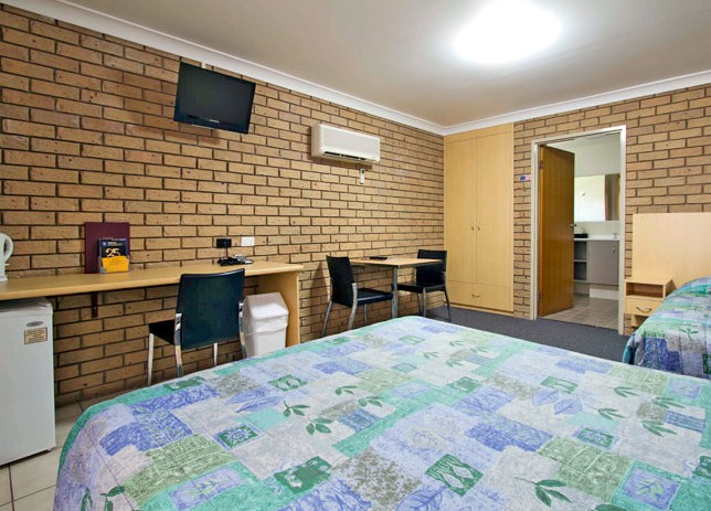 Sunray Motor Inn Toowoomba - SA Accommodation