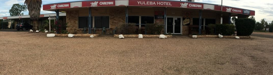 Yuleba Hotel Motel - SA Accommodation