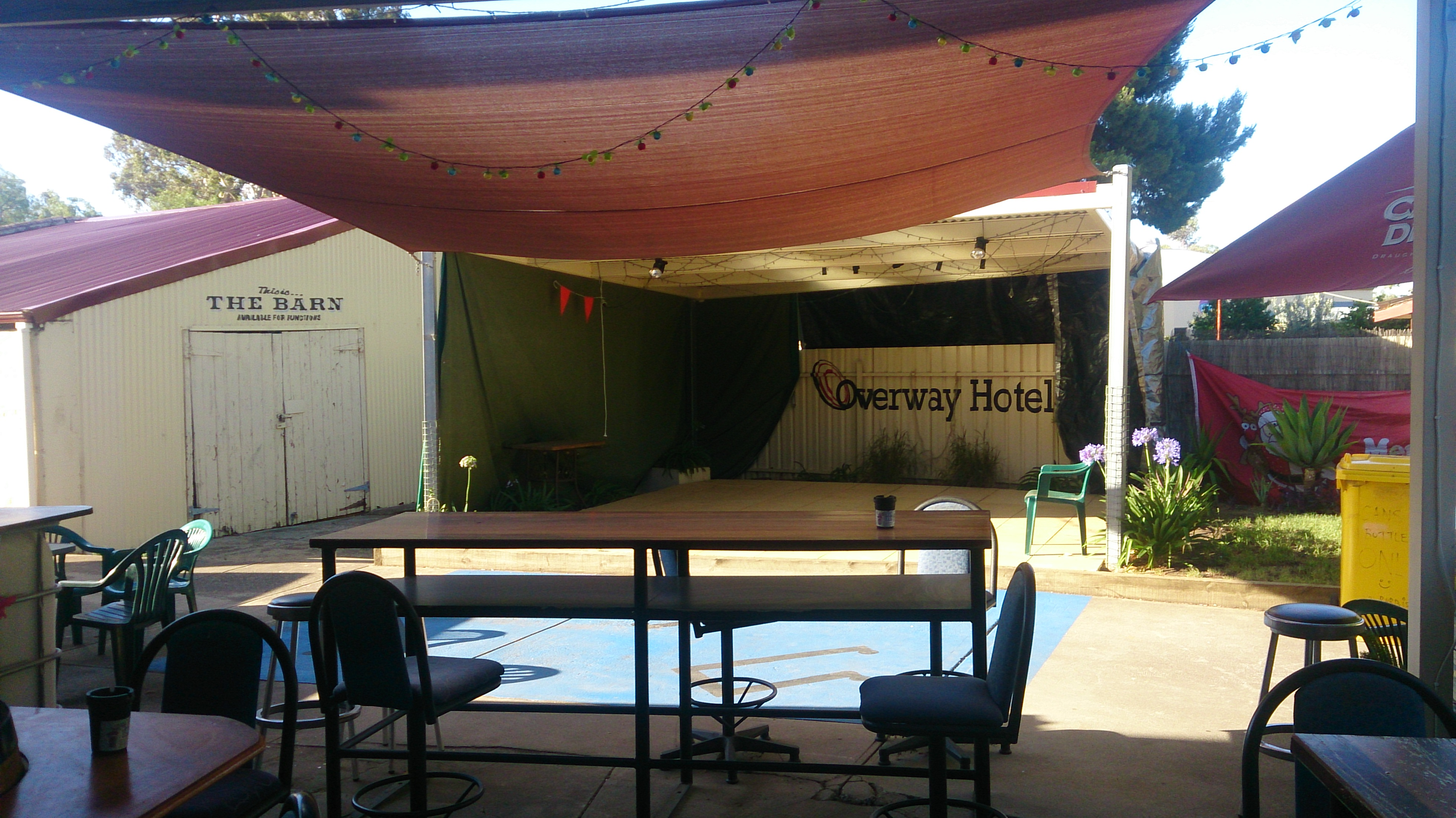 Overway Hotel - SA Accommodation