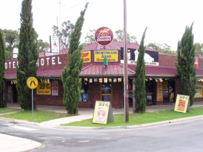 Sportsmans Arms Hotel Motel - SA Accommodation