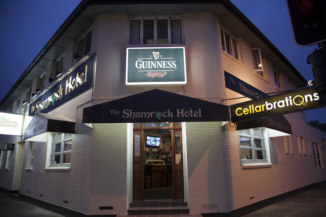 Shamrock Hotel - SA Accommodation