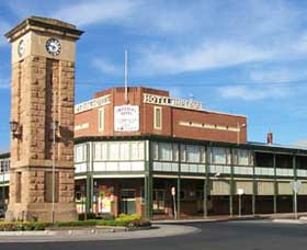 Imperial Hotel Coonabarabran - SA Accommodation