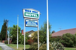 Box Hill Motel - SA Accommodation