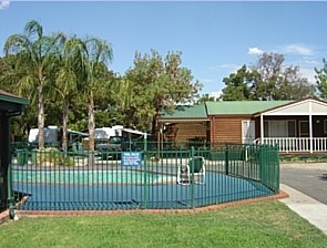 Albury Motor Village - SA Accommodation