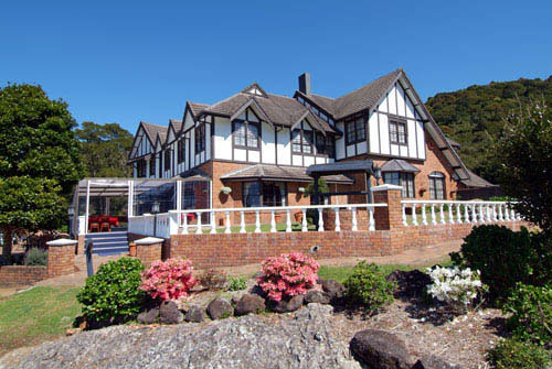 Springbrook Mountain Manor - SA Accommodation