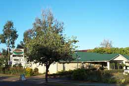 Riverland Motor Inn - SA Accommodation