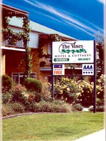 The Vines - SA Accommodation