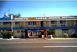 Monto Three Moon Motel - SA Accommodation