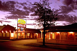 Dalby Mid Town Motor Inn - SA Accommodation
