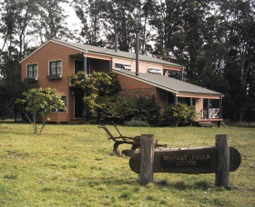 Moffat Falls Lodge And Cottages - SA Accommodation