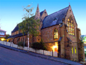 Pendragon Hall - Hobart church - SA Accommodation