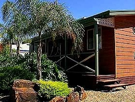 Bentley's Cabin Park Port Pirie - SA Accommodation