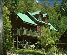 Barrington Wilderness Cottages - SA Accommodation