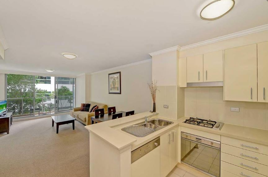 Astra Apartments Chatswood - SA Accommodation