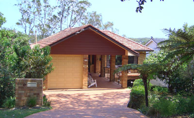 Cronulla South Retreat Bed  Breakfast - SA Accommodation