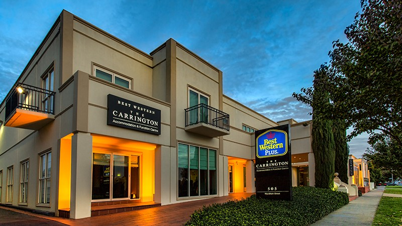 BEST WESTERN PLUS The Carrington - SA Accommodation