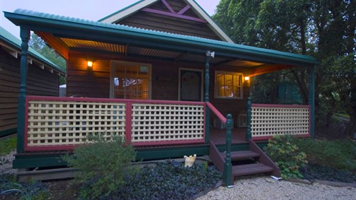Trawool Cottages  Farmstay - SA Accommodation