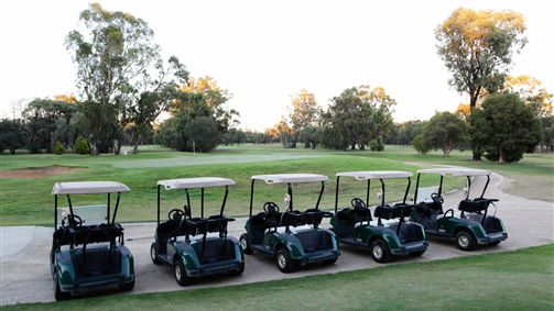 Deniliquin Golf Leisure Resort - SA Accommodation
