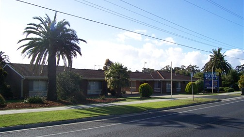 Geelong Golden Palms Motel - SA Accommodation
