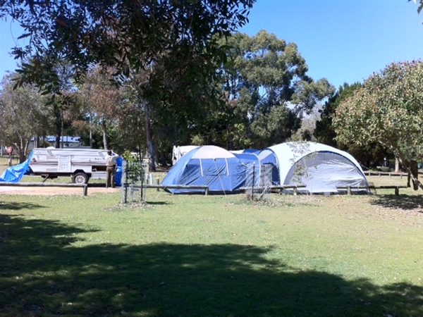 Amity Point Camping Ground - SA Accommodation