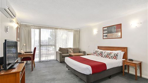Quality Inn and Suites Knox - SA Accommodation