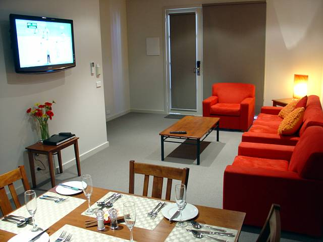 Central Shepparton Apartments - SA Accommodation
