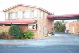 Clock Tower Motor Inn - SA Accommodation