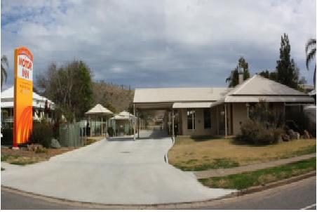 Country Roads Motor Inn - Gayndah - SA Accommodation