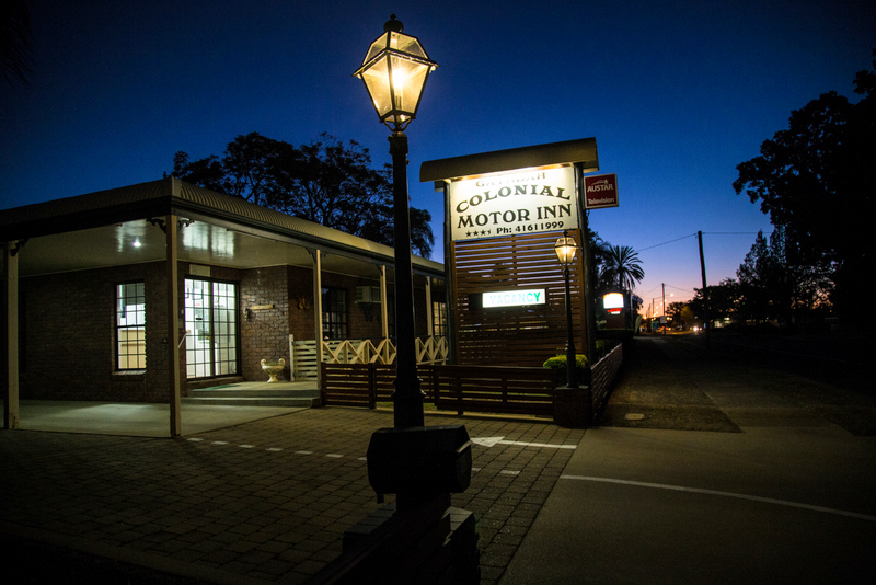 Gayndah Colonial Motor Inn - SA Accommodation