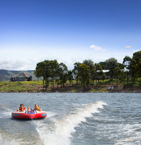 Lake Somerset Holiday Park - SA Accommodation
