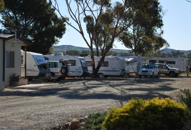 Orroroo Caravan Park - SA Accommodation