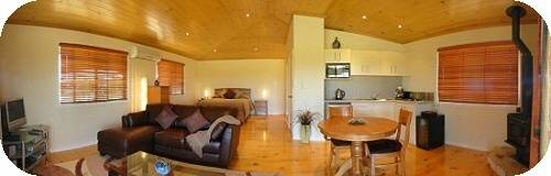 Scenic Rim View Cottages for Couples - SA Accommodation